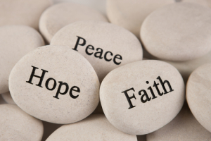 peace hope faith