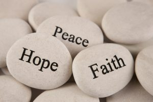 faith peace hope